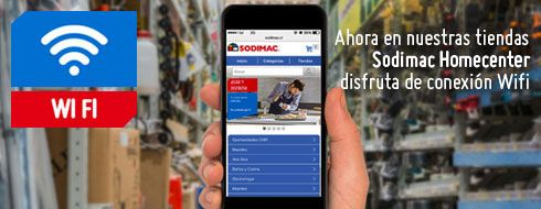 Sodimac.com | Hogar y Construcción.