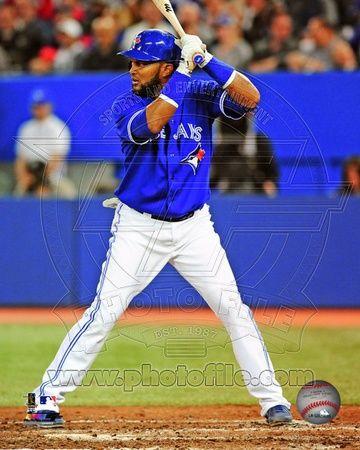 Toronto Blue Jays - Emilio Bonifacio Photo