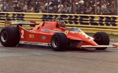 F1   1980: il rosso Ferrari impallidisce