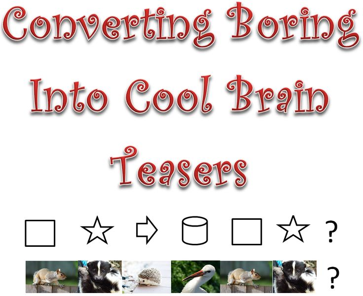 Funny Brain Teasers for Children – Learning Apps Resources