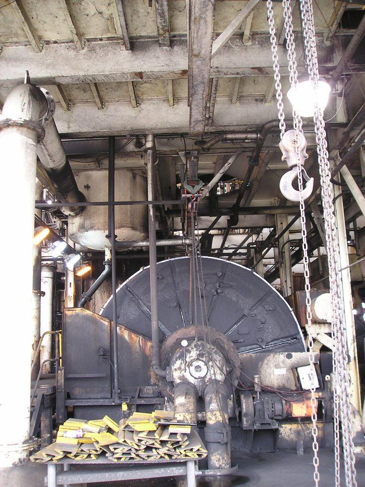 Coal filter
