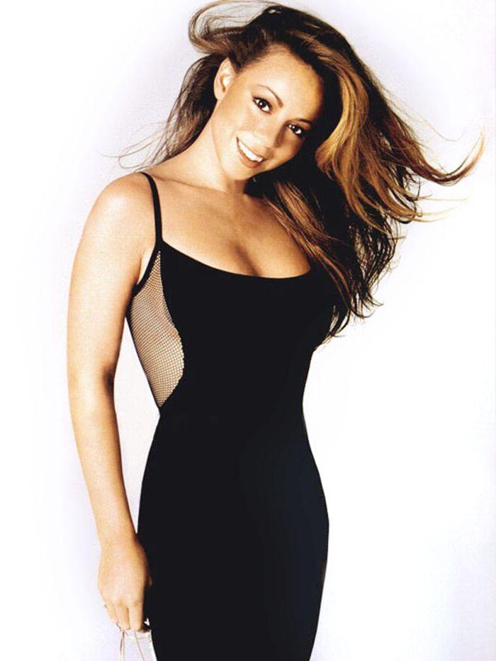 Mariah Carey in the '90s