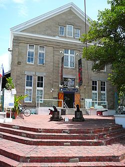 Mel Fisher - Maritime Heritage Museum (Gold& Treasures!) -    located at 200 Greene Street, Key West, Florida. The museum contains an extensive collection of artifacts from 17th century shipwrecks, such as the Henrietta Marie, Nuestra Señora de Atocha and Santa Margarita.