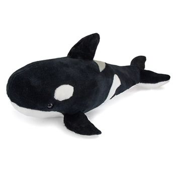 Giant Killer Whale Stuffed Animal 38202 Infobit