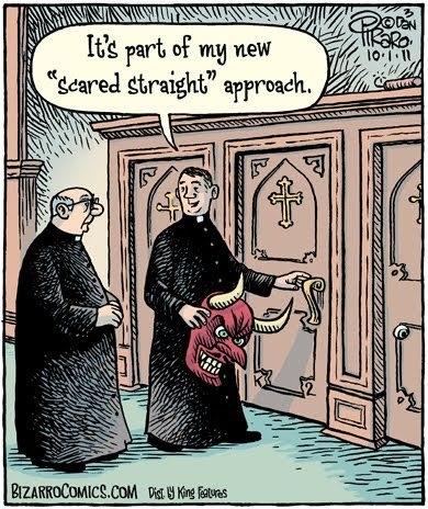 Catholic humor, funny!