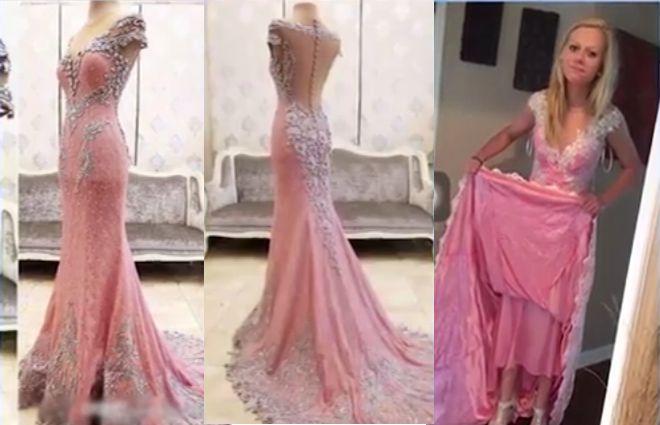 10 prom dress online shopping fails
