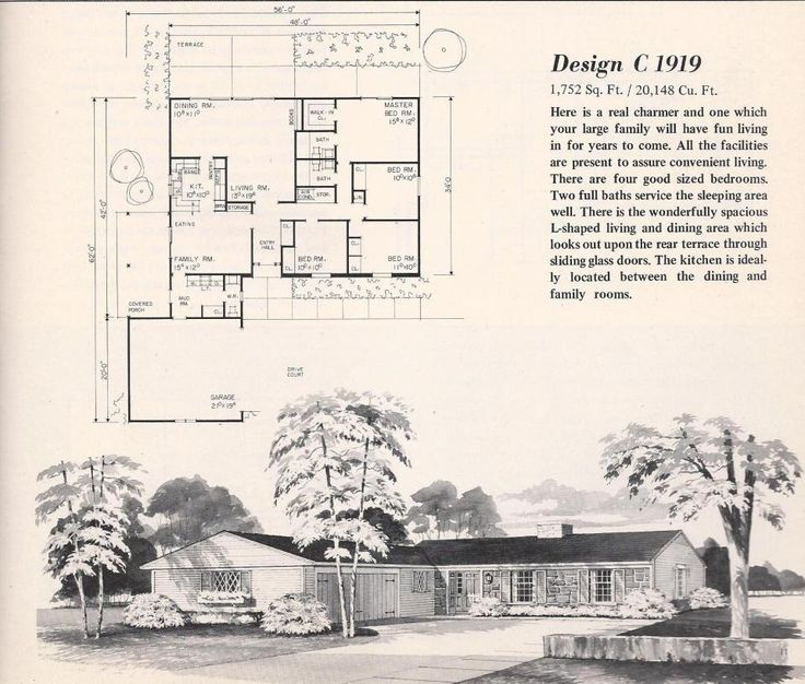 56 best images about house plans on pinterest for Vintage garage plans