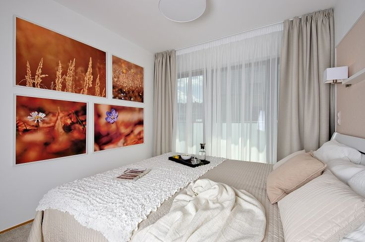 bedroom, pictures, decoration, flat