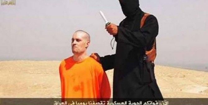 IS claims beheading US journalist