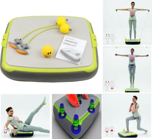 Tabla de Ejercicios Gimnasia Pilates, Yoga. Sistema de saltos, cuerdas, steps…