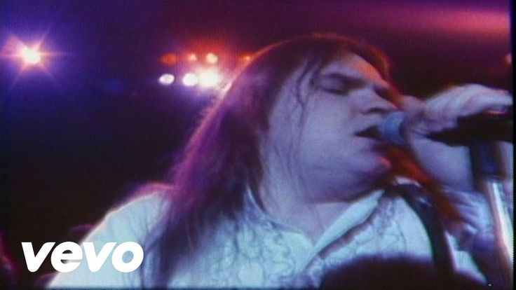 Meat Loaf's official music video for 'You Took The Words Right Out Of My Mouth (Hot Summer Night)'. Click to listen to Meat Loaf on Spotify: http://smarturl....
