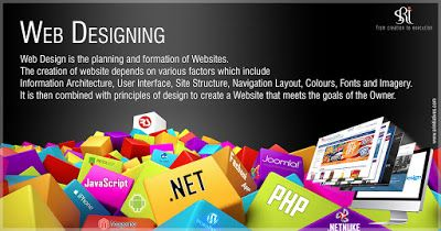 S R Initiatives: Web Designing Services