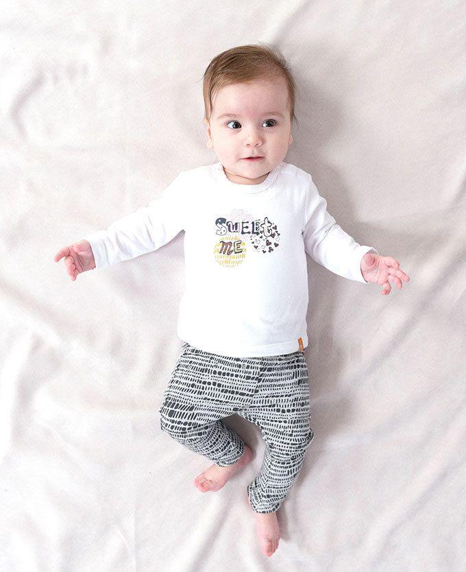Sweet Melissa newborn meisjes shirt3