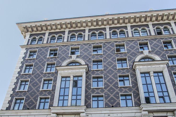 Наш взгляд :: Торговля лицом: фасады элитных домов в Петербурге. Часть 2 - Две квартиры