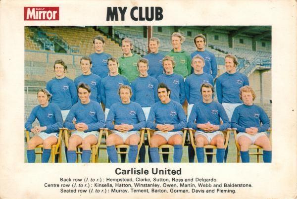 1971 Carlisle United