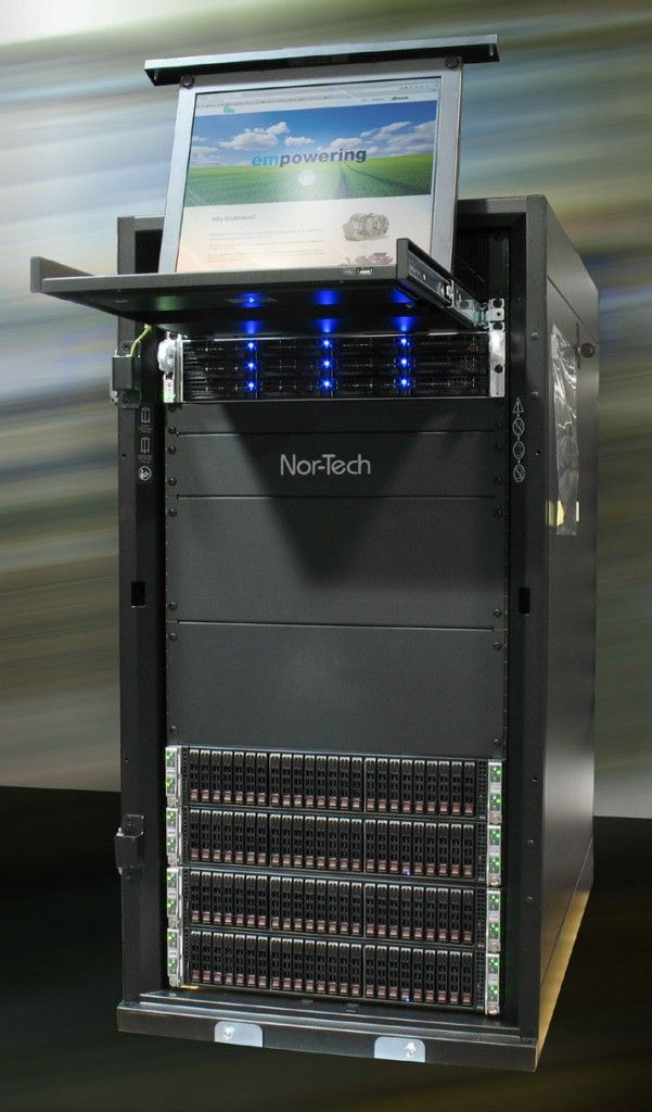 Nor-Tech Offers European Organizations Free Simulation Tests on a High Performance Computer Cluster for CAE, CFD, FEA Software   EuropaWire.eu