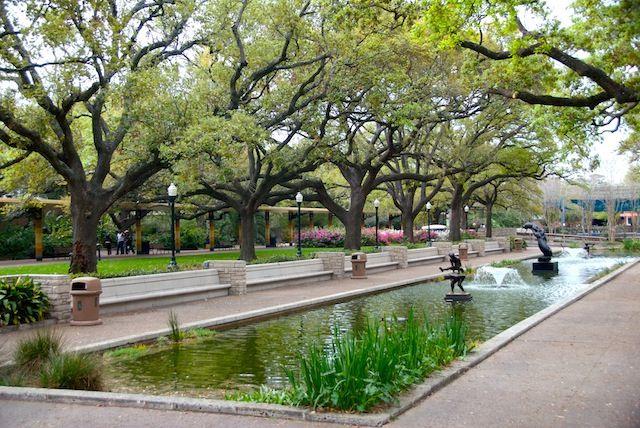 roy cullen sculpture garden -   TEXAS---HOUSTON   Pinterest   Texas