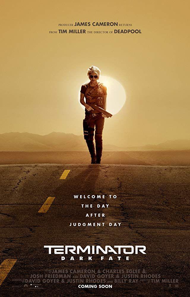 Hd Mozi Nez Terminator Sotet Vegzet 2019 Hd Teljes Film Indavideo Magyarul Fate Movie Terminator Terminator 6
