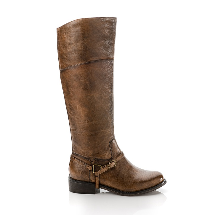 These are so great! I love my tall boots like this. The buckle is so cute!Cowboy Boots, Fall Shoes, Shoes Collection, Wear, Leather