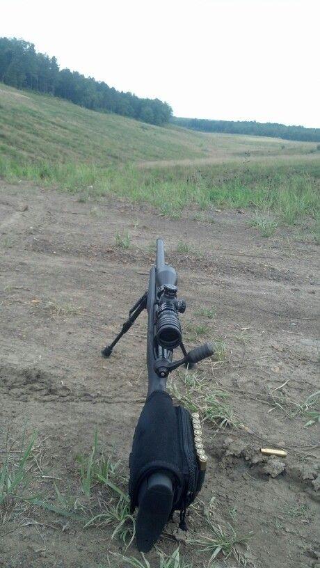 My Savage model 10 TR .308 #longrange #savage #boltgun
