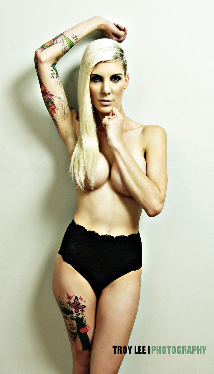 #Nadine Lee#tattooed model#South African model#hot ink#Troy Lee Photography#tattoos