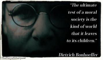 Dietrich Bonhoeffer - Standing Against Adolf Hitler. Watch:   http://thestoryofliberty.intuitwebsites.com/Dietrich-Bonhoeffer---Standing-Against-Adolf-Hitler-.html