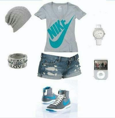 NIKE Outfit by LaDivaLoca