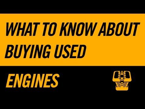 Save big money on a replacement engine with this simple trick that professionals use every day.   Did you know that most professional mechanics replace engines with a used part? PartCycle sells used engines from top-quality automotive recyclers all over the United States. One of our sellers, Caleb Lindquist from Heritage Auto Parts in Mobile, AL, tells us what to expect when buying a used engine and how you know you can trust a used engine from PartCycle.com   So get your car or truck fixed…