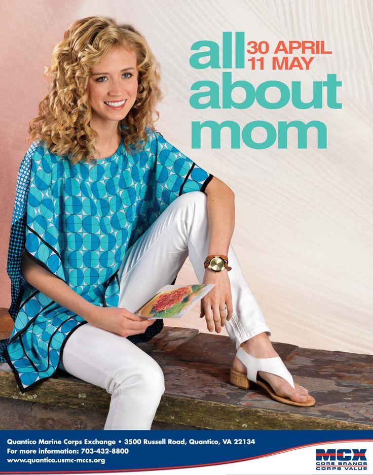 All About Mom Sale, Quantico MCX