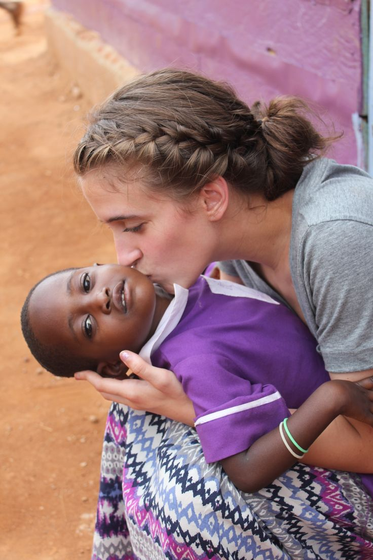 Go on a missions trip and nurture little children. I need to do something that helps other people right now, i see all this pain in the world and it kills me that im not doing anything about it...: