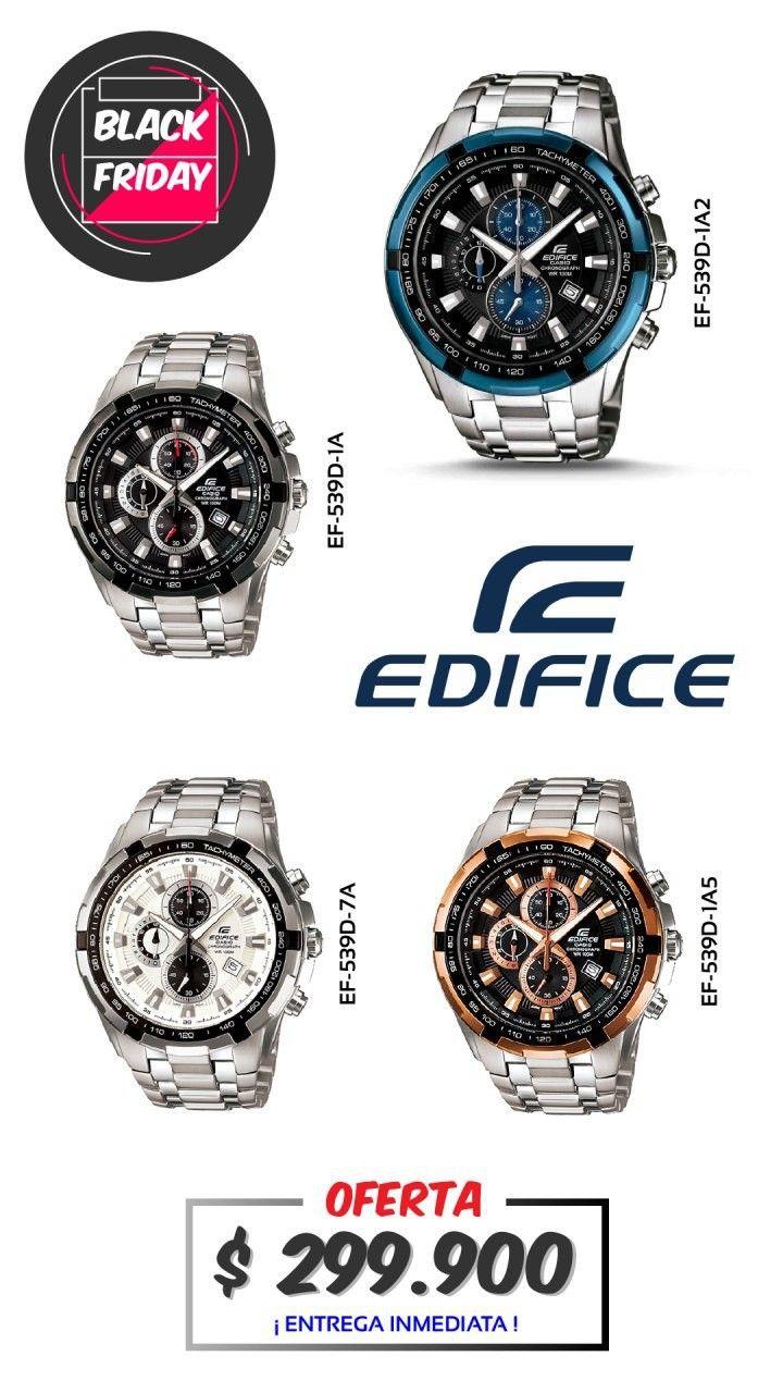 9e4f7167ea10 RELOJES CASIO EDIFICE Los relojes Casio Edifice reúnen funcionalidad  inteligente
