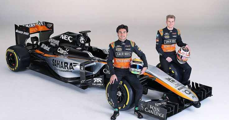 Force India 2015