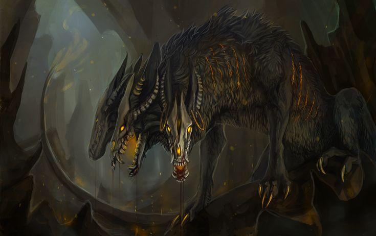 Pin on RPG Monster Inspiration