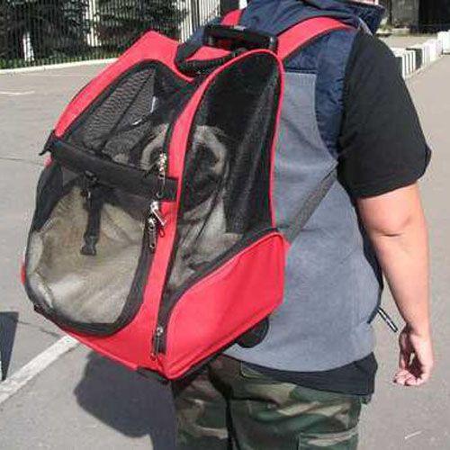 Рюкзак для собаки для перевозки сумка-рюкзак labbra l-21729-5