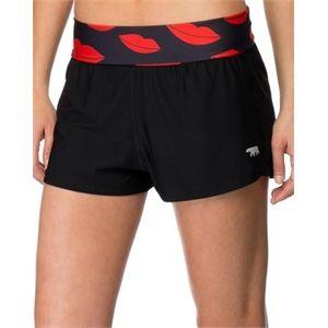 Running Bare - Mid Rise Fun Run Shorts - Sports Shorts (Black & Harper)http://www.picanini.com/tag/running-bare-sports-shorts-online/