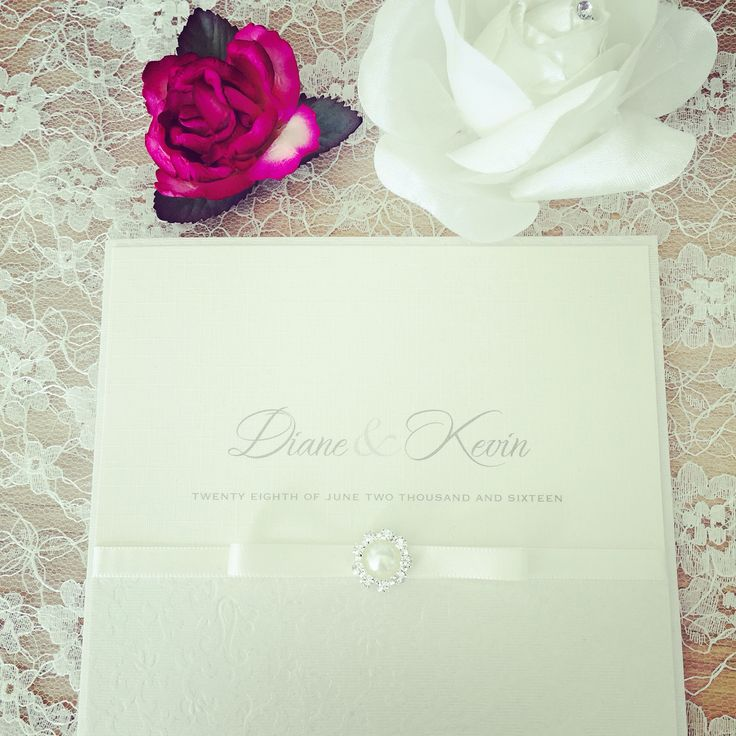 7 best Classy Pearl Wedding Invitations images on Pinterest | Chic ...
