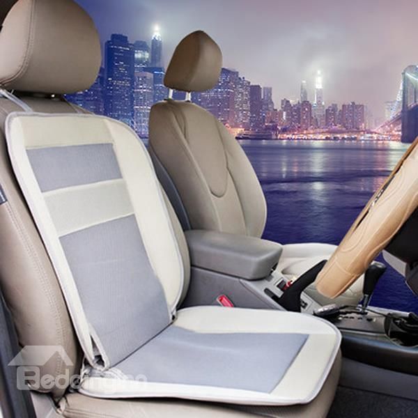 Heating And Cooling Even Massage Summer Universal Car Seat Mat Decor