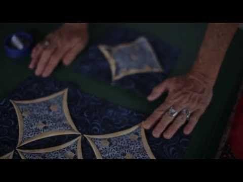 PATCHWORK / TÉCNICA JANELA DA CATEDRAL / 3D - YouTube