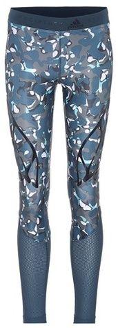 adidas by Stella McCartney Run Sprintweb camouflage leggings