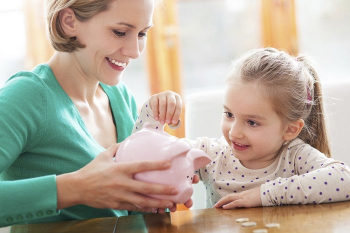 It's not just about dollars and cents. Give your kids opportunities to spend, save, and discuss what money means.