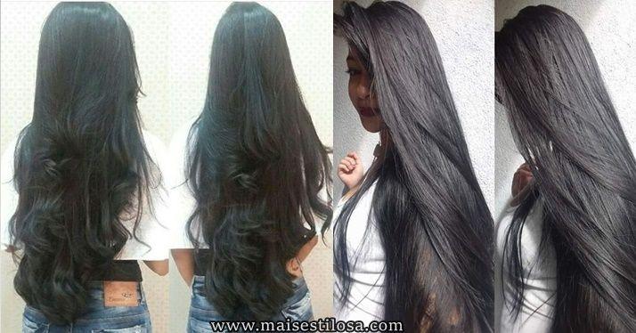 como engrossar o cabelo e dar mais volume