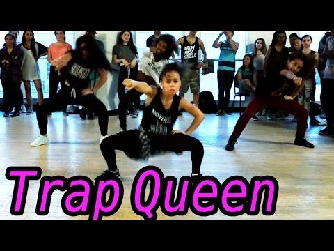 TRAP QUEEN - Fetty Wap Dance | @MattSteffanina Choreography ft 9 y/o Asia Monet! #DanceOnTrap - (More info on: http://LIFEWAYSVILLAGE.COM/coupons/trap-queen-fetty-wap-dance-mattsteffanina-choreography-ft-9-yo-asia-monet-danceontrap/)