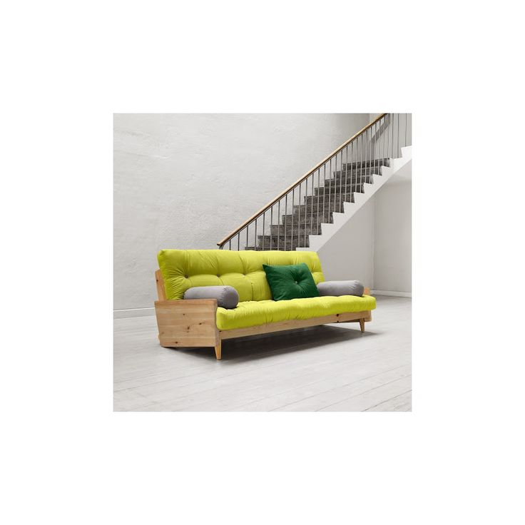 Canapé design futon Indiana