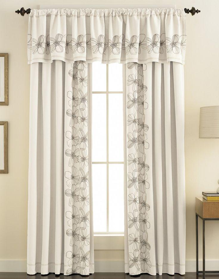 Simple Kitchen Curtain Designs best 25+ kitchen curtains and valances ideas on pinterest | no sew