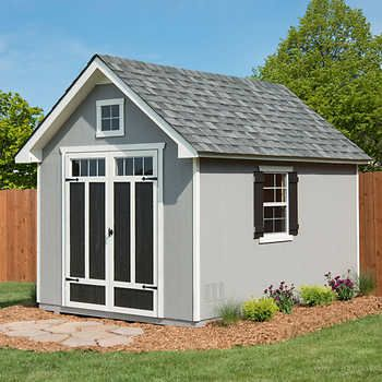 Oakridge 8 X 12 Wood Storage Shed Office Wood