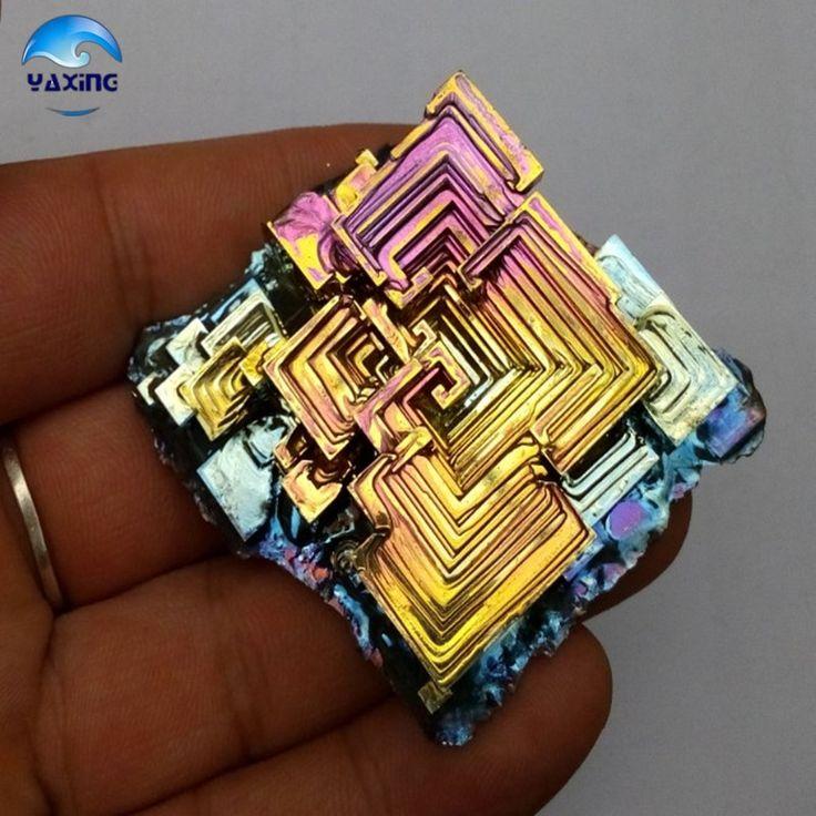 59.68$  Watch here - http://alilip.worldwells.pw/go.php?t=32780265688 - Bismuth Crystals 200g Bismuth Metal crystal  59.68$