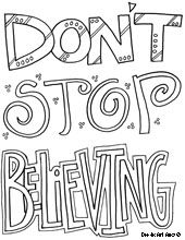 fabulous free inspirational quote coloring pages love these