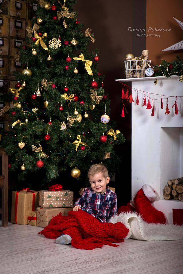 новогодняя фотосессия. Christmas photoshoot