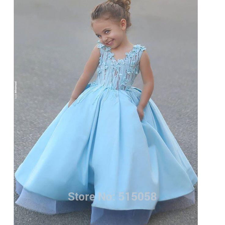 95 best Flower girl dresses images on Pinterest | Flower girls ...