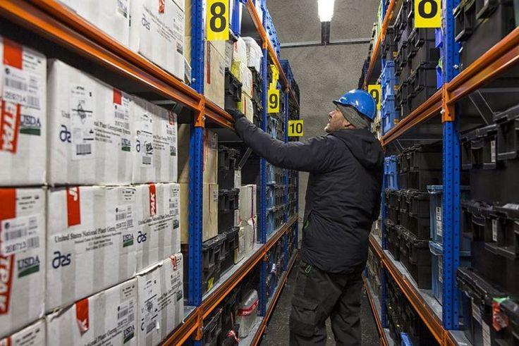 Deposito Sotterraneo Globale dei Semi in Norvegia 07